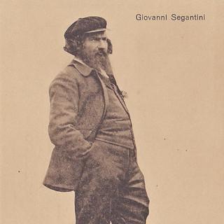Giovanni Segantini Foto: Segantini-Museum St. Moritz