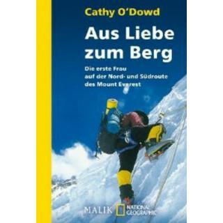 Buchcover Frau Bergsteigen: Aus Liebe zum Berg
