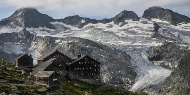 Die Kürsingerhütte, Foto: Robert Delleske