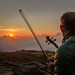 Eindruck vom Festival 2019: Auf dem Col Margherita im Val di Fassa. Foto: Daniele Lira