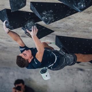 Harte Boulder und starke Jugendliche beim 1. DJC