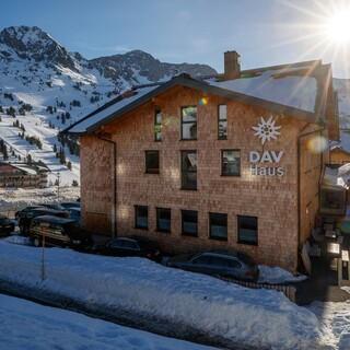 DAV Haus Obertauern Winter-Marco Kost
