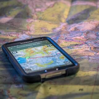 Eine ordentliche Tourenplanung reduziert das Risiko. Foto: DAV/Silvan Metz