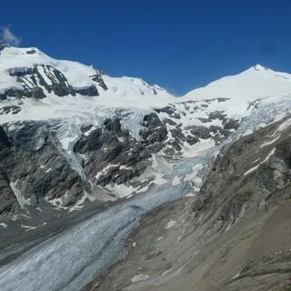 Auch der größte Gletscher Österreichs, die Pasterze, verlor Masse. Foto: ÖAV/G. K. Lieb