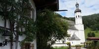 Hisorischer Ortskern mit Kirche St. Michael