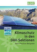Klimaschutz in den DAV-Sektionen