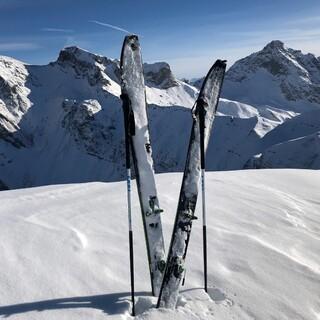 Bildergalerie: Skitouren im Lechtal