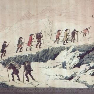 De Saussure, Alpines Museum des DAV