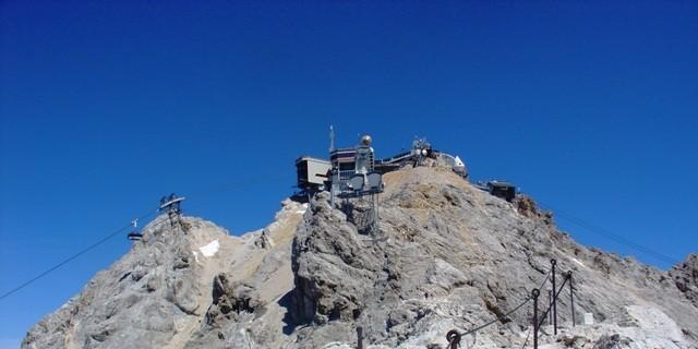 Südwestgrat - Nach der Gipfelflanke folgen die letzten Meter zum Gipfel dem Südwestgrat.
