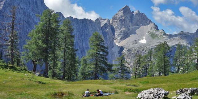 Salzburg-Triest: auf Stillen Wegen über die Alpen.Foto: Christof Herrmann