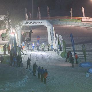 Start des Herrenfinales. Foto: DAV/Franz Güntner