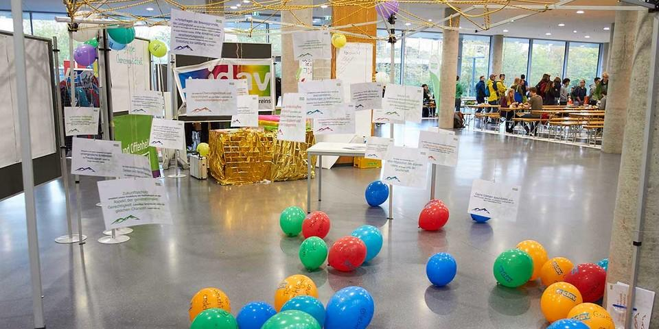 JDAV Erziehungs- und Bildungsziele zum Anfassen, Foto: JDAV/Ben Spengler