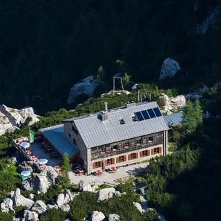 Die Blaueishütte, Bildrechte: DAV/Wolfgang Ehn