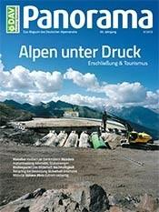 DAV Panorama 5/2013 Alpen unter Druck