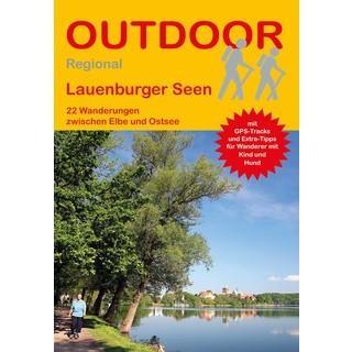 16 Stein Lauenburger Seen