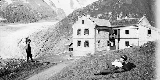 Bildergalerie: Hütten im Wandel der Zeit