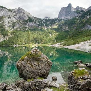 Die Route führt vor allem im ersten Teil durch hochalpines Gelände. Foto: Iris Kürschner