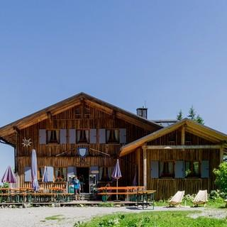 Die Tutzinger Hütte, Fotocredit: DAV/Hans Herbig