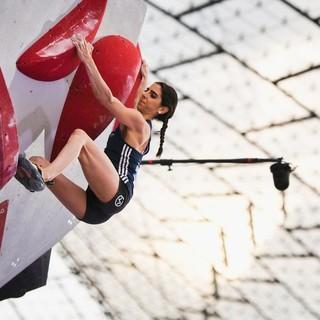 IFSC Boulder Worldcup 2019 Munich, Foto: DAV/Vertical Axis