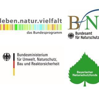 Logos Fördergeber Bundesprogramm