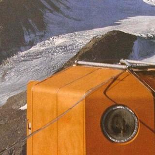 Rheinland-Pfalz-Biwak in den Ötztaler Alpen, 2000er Jahre. Archiv des DAV, München