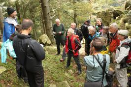 Naturschutztagung Exkursion ©DAV/Steffen Reich