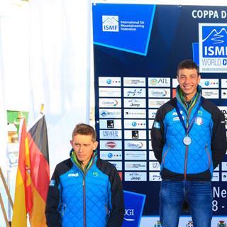 Toni Palzer holt drei zweite Plätze beim WC Finale 2016
