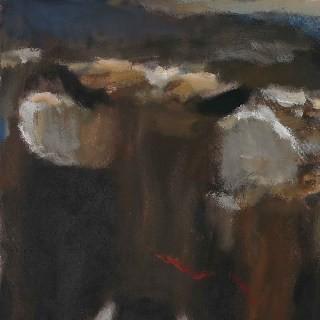 Dunkle Herde von Kilian Lipp
