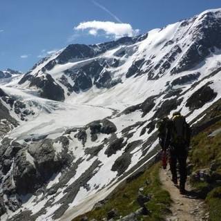 """Die Bergwelt """"inklusiv"""" erleben. Foto: Archiv"""