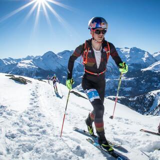 Anton Palzer ist noch bis April Teil des SkimoTeamGermany; Foto: ISMF/Maurizio Torri