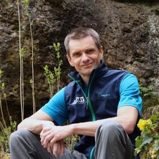 Trainer und Buchautor Guido Köstermeyer. Foto: DAV/Reich