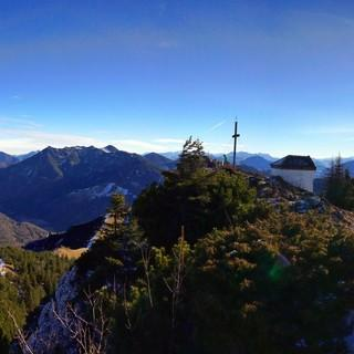 Panorama vom Spitzstein
