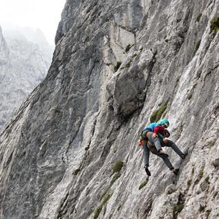 Die Beliebtheit des Bergsports stellt die Rettungskräfte der Bergwachten vor immer neue Herausforderungen. Foto: Dörte Klein