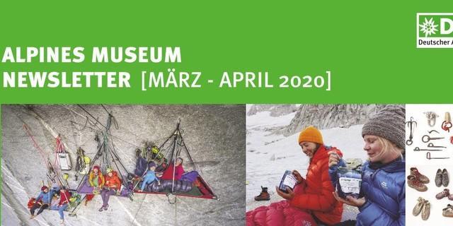Newsletter März/April 2020