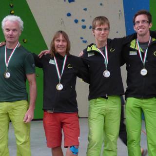 DAV Team beim Weltcup in Campitello di Fassa, Foto: Reichert