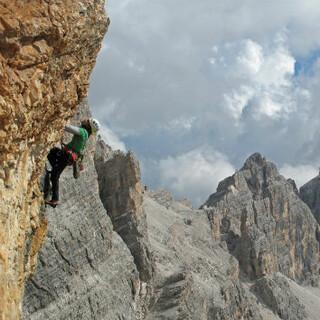 Die Förderung von Expeditionen ist Aufgabe im DAV. Foto: DAV
