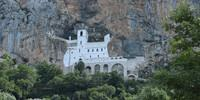 Das Kloster Ostrog ist eines der bedeutendsten Klöster der serbisch-orthodoxen Kirche. Foto: Thorsten Brönner