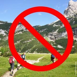 DAV empfiehlt: Keine Bergtouren, aber in Bewegung bleiben! Foto: DAV/Thomas Gesell
