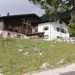 Priener Hütte. Foto: Alexander Egger
