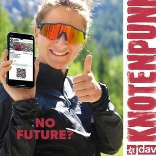 Cover Knotenpunkt 6-2020, Foto: JDAV