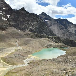 Sechs größere und mehrere kleine Seen verteilen sich auf der Seenplatte. Foto: Stefan Herbke