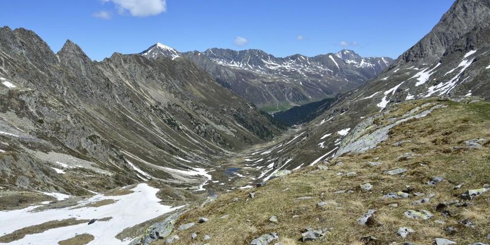Das Längental im Naturzustand - Foto: V. Raich