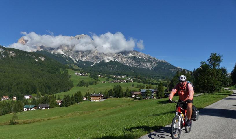Hinter Cortina - Hinter Cortina ist das Schlimmste geschafft – die Landschaft aber bleibt spannend.