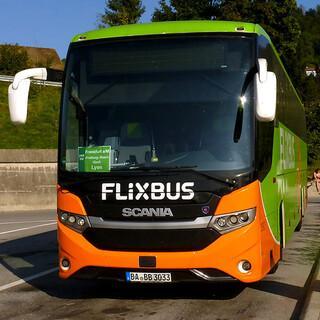 Umweltbewusst: Unser Autor fuhr mit dem Flixbus von Freiburg nach Granada. Foto: Josef Schlegel