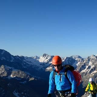 Am Rateau - So viele Berge! So wenig Lebenszeit… - aber dieser Tag am Rateau gehört uns!