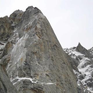 Namenloser Berg im Gonga-Shar Massiv - Das Ziel des Expedkaders 2012