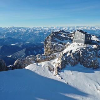 Blick auf die Seethalerhütte, Fotograph: Herbert Raffalt