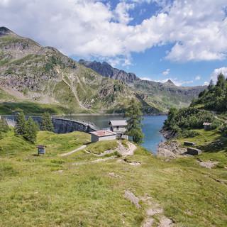 Die Alpe Orobie sind bekannt für ihren Wasserreichtum. Foto: Joachim Chwaszcza
