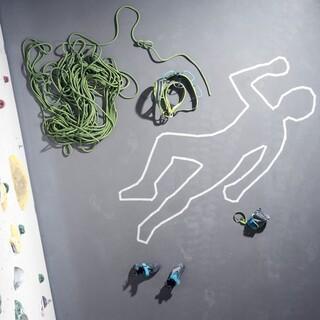 Die schwersten Unfälle in Kletterhallen wären mit korrektem Partnercheck nicht passiert!