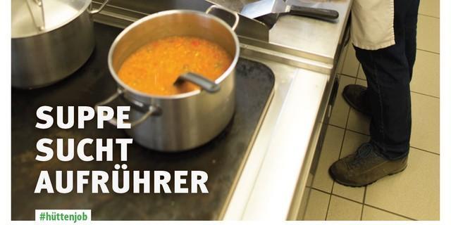Suppe sucht Aufrührer